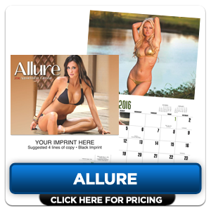 Custom Imprinted Calendars - Allure!