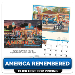 Personalized Calendars - America Remembered!