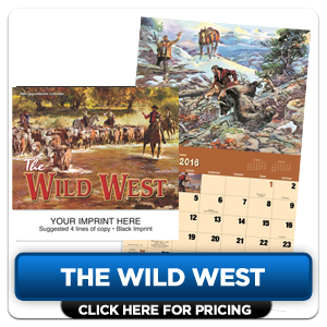 Personalized Calendars - Art of The West!