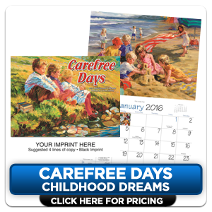 Personalized Calendars - Childhood Dreams!