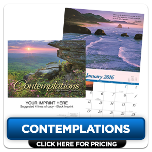 Personalized Calendars - Contemplations!