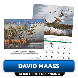 Personalized Calendars - David Maass!