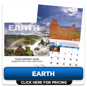 Personalized Calendars - Earth!