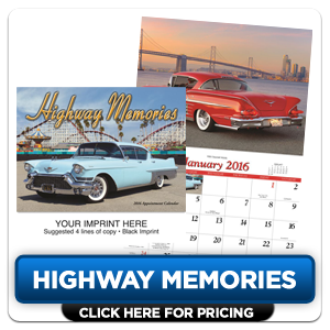 Personalized Calendars - Highway Memories'!