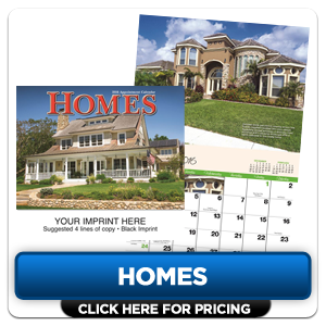 Custom Imprinted Calendars - Homes!