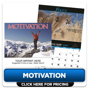 Personalized Calendars - Motivation!