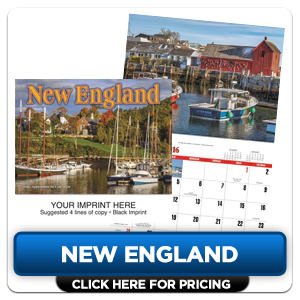 Personalized Calendars - New England!