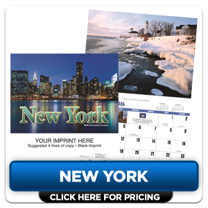 Personalized Calendars - New York!