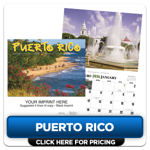 Personalized Calendars - Puerto Rico!
