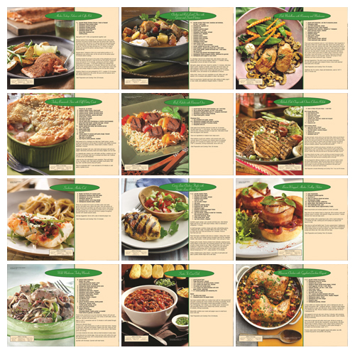 Personalized Calendar - A Taste for Cooking #827